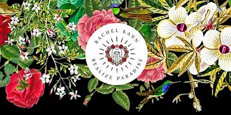 Realize Paradise: Shabbat Soul Journey ~ August / Av~ free (of course!) tickets