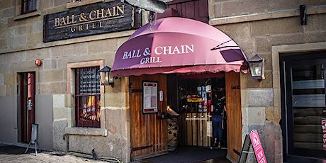 """Ball & Chain """"Big Red"""" Long Lunch tickets"""