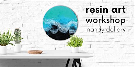 Resin Art Workshop for Beginners tickets