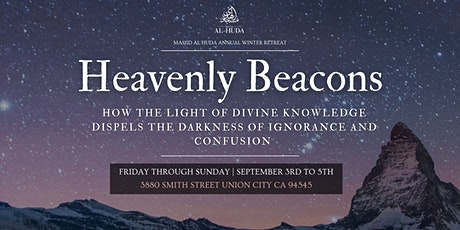 3 Day Conference and Retreat: Heavenly Beacons tickets