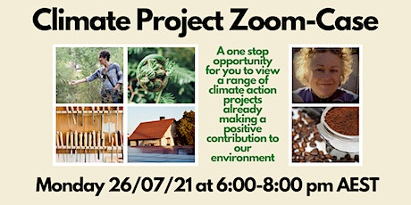 Climate Project Zoom-Case tickets