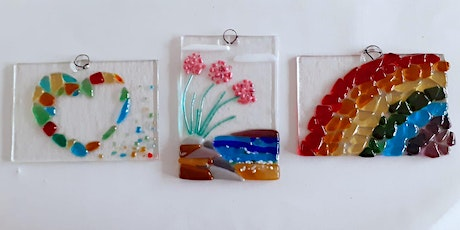 Glass workshop: make your own glass hanging (7th August) tickets