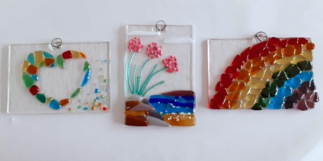 Glass workshop: make your own glass hanging (10th August) tickets