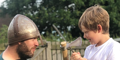 The History Squad : Children's history event with  Anglo-Saxon warrior! tickets