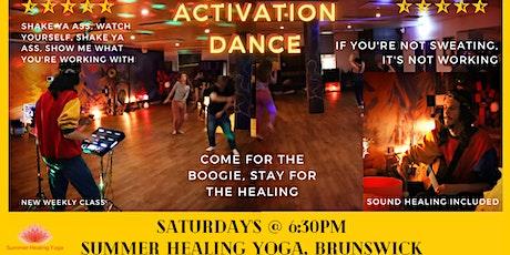 Activation Dance tickets