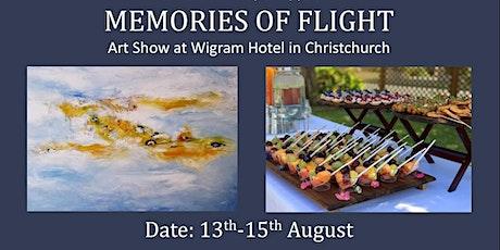 Memories of Flight: Art Show @ Wigram Hotel in Christchurch tickets