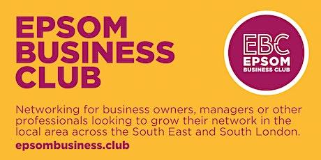 Epsom Business Club tickets