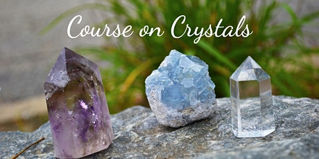 Course on Crystals tickets