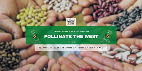 """""""Pollinate the West"""" seed swap tickets"""
