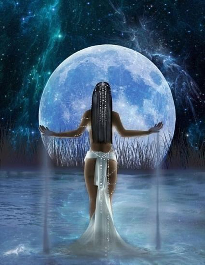 Gaia Full Moon Sacred Medicine Group Ceremony Gathering image