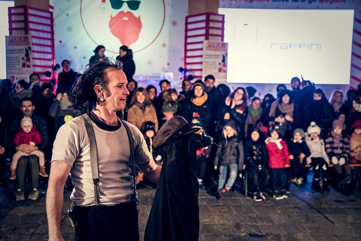Immagine Appennini in Circo : In cammino - Berto di Strada