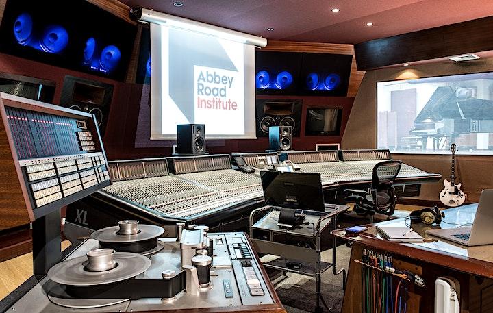 Image pour Journée Portes Ouvertes - Abbey Road Institute Paris
