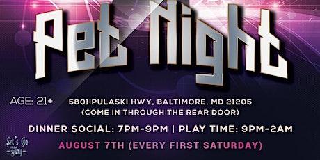 Baltimore: Pet Night tickets