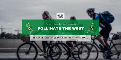 """""""Pollinate the West"""" community bike ride tickets"""