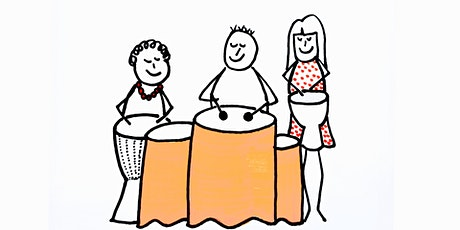 DRUM CIRCLE for Tub Drums  & Djembes tickets