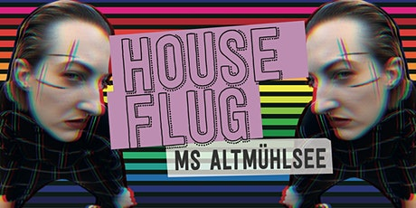 Houseflug MS Altmühlsee w/  LENA BART Tickets