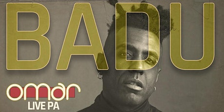 BADU Brunch (LIVE PA from OMAR) (Neo Soul + RnB Lounge) tickets
