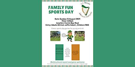 NT Irish Association Family Fun Sports Day tickets