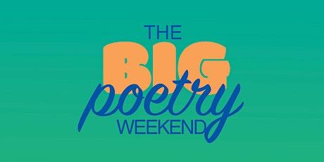 The Big Poetry Weekend tickets
