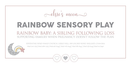 Elsie's Moon Rainbow Sensory Play tickets