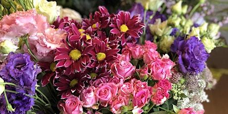 Hen Do Flower Crown Workshops tickets