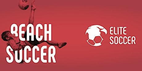 Beach Soccer Academy tickets