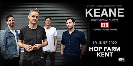 Keane | The Hop Farm tickets