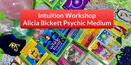 Intuition Workshop with Alicia Bickett tickets