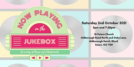 Now Playing on the Jukebox - Afternoon tickets