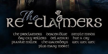 The Re-claimers Tribute Show at Pitmedden Garden tickets