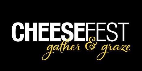 CheeseFest 2021 tickets