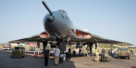 Visit the Vulcan Classic Jet Day tickets