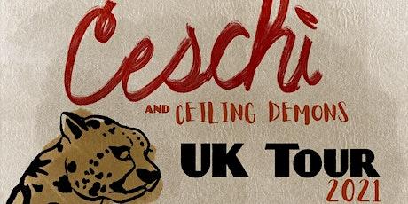 Ceschi + Ceiling Demons + Eli Hermit - The 13th Note, Glasgow tickets