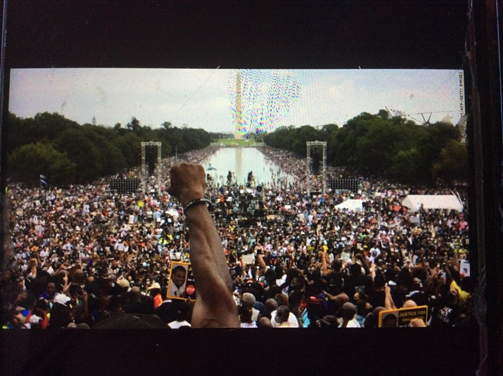 Join NAN to March for Voter Rights  August 28,2021 Washington  D.C. image