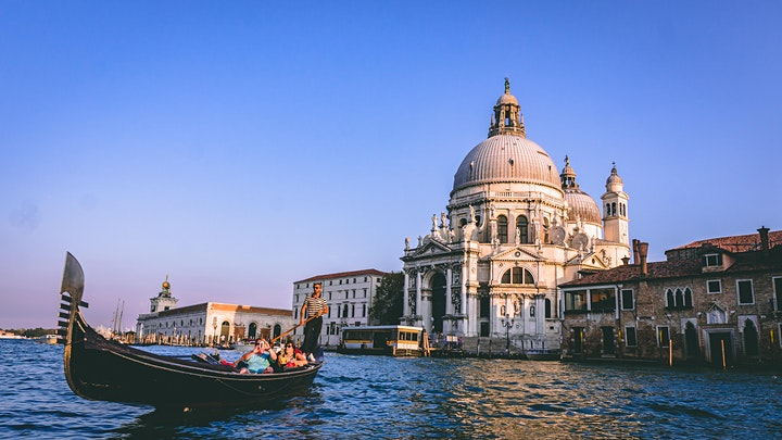 VIRTUAL WALKING TOUR OF VENICE – LIVE IN REAL TIME image