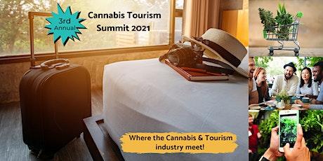 3rd Annual Cannabis Tourism Summit 2021 tickets