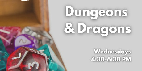 Dungeons & Dragons In Person tickets