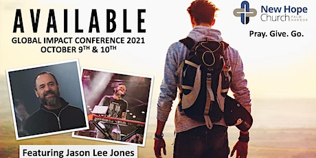 Global Impact Conference 2021 tickets
