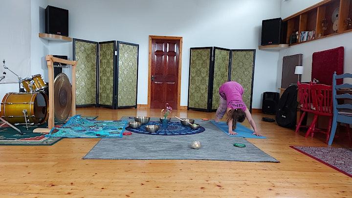"""Sharing Mindfulness, Meditation & Soundplay with Kids & Teens' Workshop image"