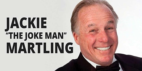 Saturday August 7 Jackie Martling Giggles Comedy Club @ Prince Restaurant tickets