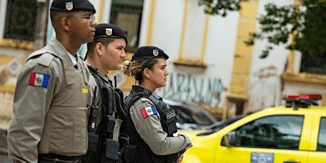 Bate Volta: Concurso Polícia Militar / AL ingressos