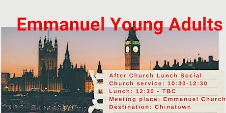 EYA After Church Lunch Social tickets