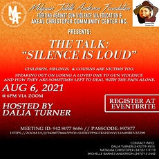 The Talk: Silence Is Loud tickets