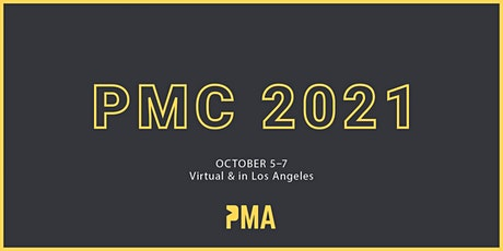 PMC 2021 tickets