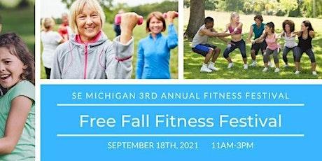 SEM Free Fall Fitness Festival tickets