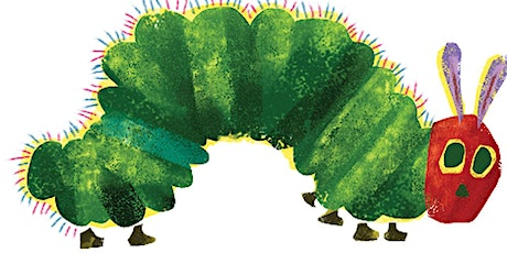 The Very Hungry Caterpillar Parent & Child Session tickets