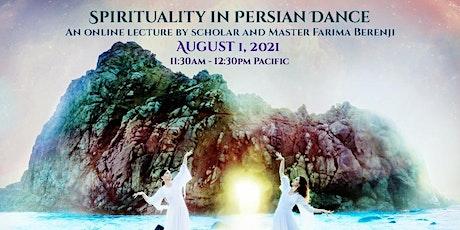 Spirituality in Persian Dance tickets