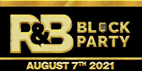 R&B Block Party at Quartyard tickets