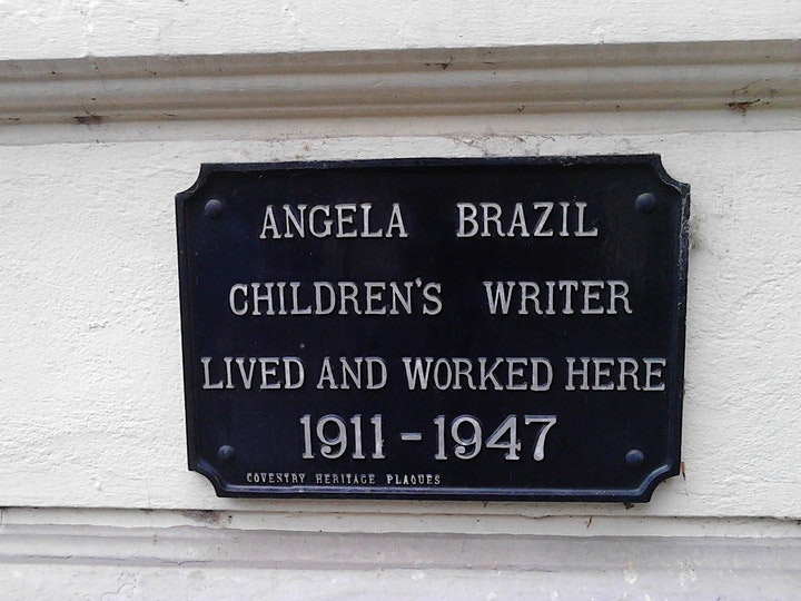 Coventry's Literary Connections Guided Walking Tour image