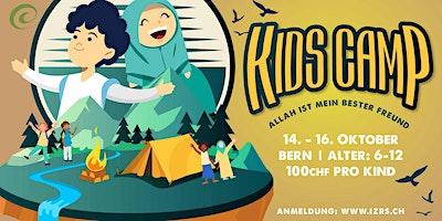 Muslim-Kids Camp - 14.-16. Oktober